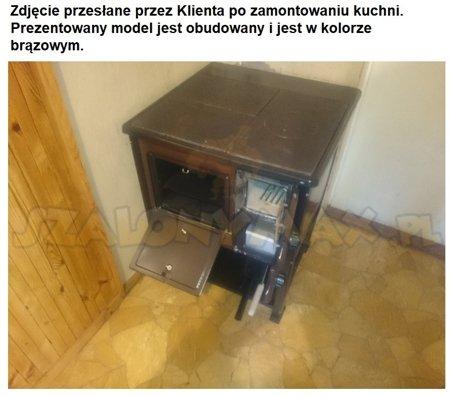 DOSTAWA GRATIS! 25969045 Kuchnia, angielka 7,5kW MINI II, Jawor z płaszczem wodnym (obudowana)