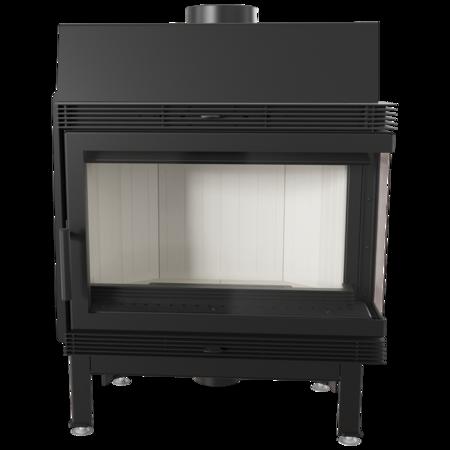 DOSTAWA GRATIS! 30040870 Wkład kominkowy 11kW Blanka 670/570 BS (prawa boczna szyba bez szprosa) - spełnia anty-smogowy EkoProjekt