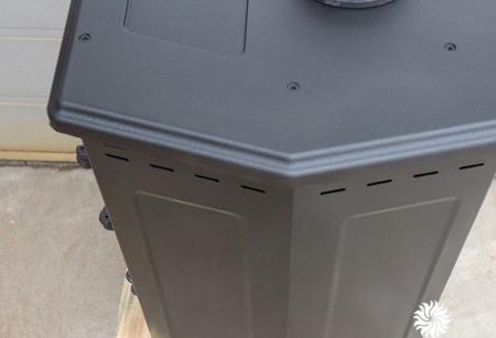 DOSTAWA GRATIS! 88872835 Piec wolnostojący MBS 2-11kW Hit (kolor: czarny) - spełnia anty-smogowy EkoProjekt