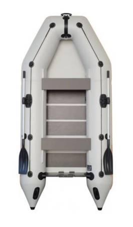KOLAG Ponton turystyczno-wędkarski, 4 osób (dopuszczalne obciążenie: 450 kg, wymiary: 330x160 cm) 22678125