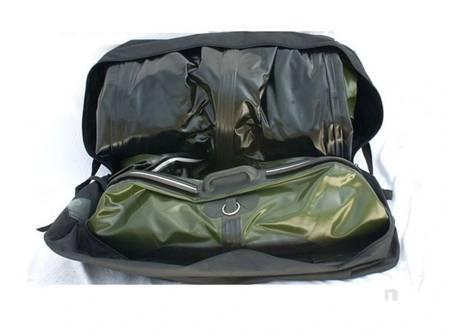 KOLAG Ponton turystyczno-wędkarski, 4 osób (dopuszczalne obciążenie: 455 kg, wymiary: 330x160 cm) 22678142