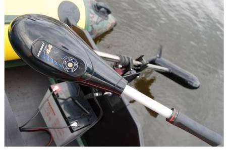 KOLAG Silnik elektryczny (uciąg: 54 LBS, moc: 1 KM) 22678143