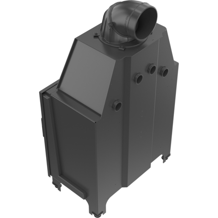 KONS Wkład kominkowy 15kW MBO (szyba prosta) - spełnia anty-smogowy EkoProjekt 30046772