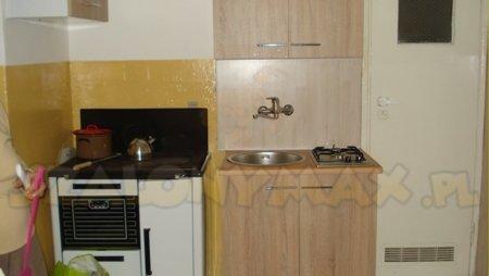 Kuchnia, angielka 9,2kW KATARZYNA, Jawor z wężownicą + druga wężownica gratis (nieobudowana, kolor: biały) 25977149