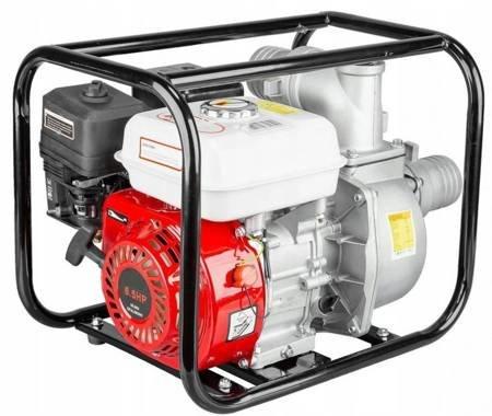 LETA Pompa spalinowa do wody motopompa (maks. wydajność: 6000 l/min, moc silnika: 6,5KM) 21777651