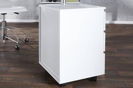 Nowoczesny kontener Big Deal White (kolor: biały) 11276692