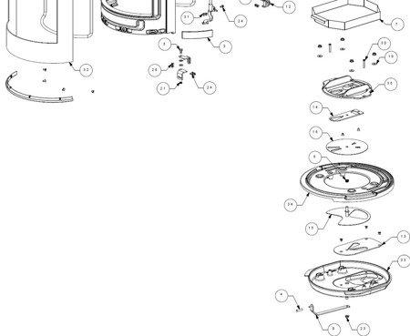 Piec wolnostojący Invicta 6kW Altais + dolot powietrza (wylot spalin: góra, kolor: antracyt) -spełnia anty-smogowy EkoProjekt 86854926