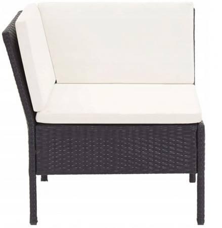 SEDEN Meble ogrodowe zestaw wypoczynkowy rattan stolik 22778052