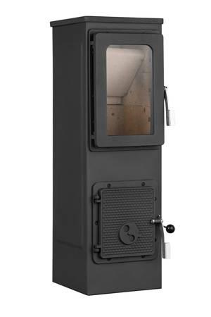 TOPGAR Piec stalowo-żeliwny 6kW (średnica wylotu spalin: 120 mm) - spełnia anty-smogowy EkoProjekt 19877482