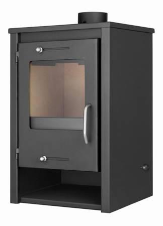 TOPGAR Piec stalowy 6,8kW (średnica wylotu spalin: 120 mm) - spełnia anty-smogowy EkoProjekt 19877488