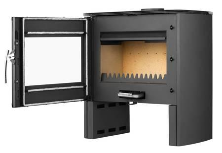 TOPGAR Piec stalowy 8kW (średnica wylotu spalin: 150 mm) - spełnia anty-smogowy EkoProjekt 19877491