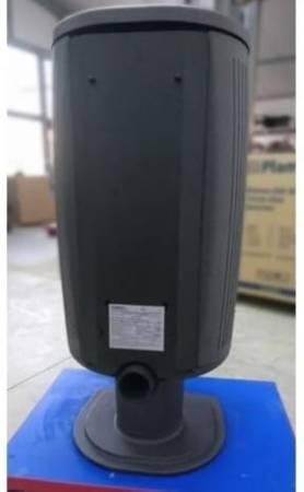 TOPSTOVE Piec kominkowy żeliwny koza 8kW + system doprowadzenia powietrza (średnica wylotu spalin: 150 mm) - spełnia anty-smogowy EkoProjekt 58477268