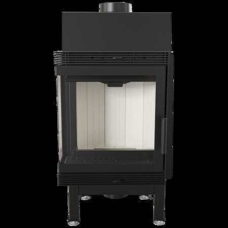 Wkład kominkowy 8kW Blanka BS (lewa boczna szyba bez szprosa) - spełnia anty-smogowy EkoProjekt 30040873